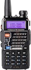 BaoFeng UV-5RE V/UHF Dual Band Two-way Walkie-Talkie 136-174/400-520MHz HamRadio