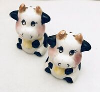 Cow Salt And Pepper Shakers