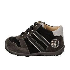 scarpe bambino BALDUCCI 23 EU sneakers nero camoscio AD596-E
