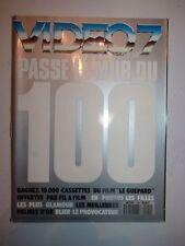 Magazine VIDEO 7 french #100 mai 1990 numéro spécial