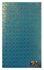 Blue Check Presenter for Restaurant, Server Book for Waitress, Server Pad