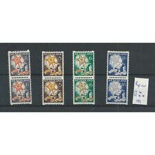 Nederland  R98-101 paartjes Kind 1933 Roltanding  MH/MNH CV  180+ €