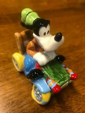 New listing Goofy Box Car #3 - Disney Race Car by Enesco