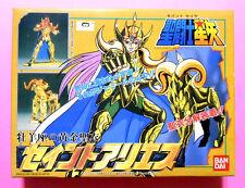 BANDAI Saint Seiya SAINT ARIES SION Gold Cloth Myth toy Figure Japan vintage