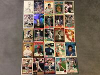 HALL OF FAME Baseball Card Lot 1975-2020 KEN GRIFFEY JR. MICKEY MANTLE TY COBB +