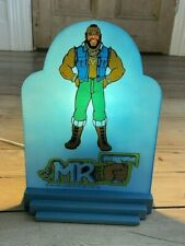 Mr. T from The A-Team 1984 vintage lamp light
