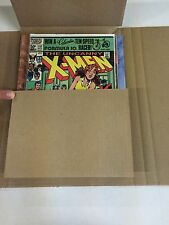 COMIC BOOK FLASH Mailer Box for Comics Magazines, Trade, or Digest, CASE OF 100