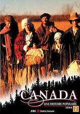 Canada A Peoples History - Srs 2 (5)(Frn)  DVD NEW