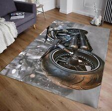 Harley Davidson 6 Carpet , Non Slip Floor Carpet,Teen's Carpet,