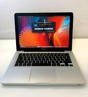 """☃️Apple MacBook Pro 13"""" / Intel Core / 8GB RAM / 500GB SSD / 3 YEAR WARRANTY/"""
