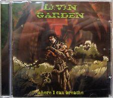 Livin Garden - Where I Can Breathe (CD 2009) (Metal)