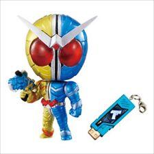 Bandai Prop Plus Petit PPP Kamen Rider W Figure Luna Trigger