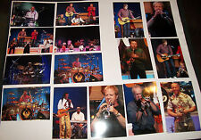 Earth Wind and Fire 22 color photos, ex condition