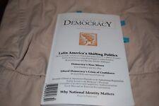 Journal of Democracy October 2018