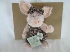 Boyds Bears & Friends Plush  PIG Investment Collectibles Used