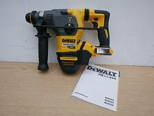 DEWALT DCH333 54V FLEXVOLT SDS PLUS HAMMER DRILL BARE UNIT