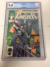 Punisher 1 Cgc 9.8 1987