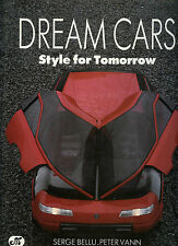 DREAM CARS STYLE FOR TOMORROW NEW 1989 MOTORBOOKS, HARDBOUND, On Sale