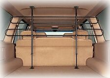 Universal Pet Barrier Mesh Car Suv Adjustable Divider Bar Dog Saafety Fence Van