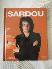 MICHEL SARDOU - olympia 1971 - CD + LIVRE en TBE
