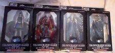 4 X Final Fantasy Figures, nouveau FF VII 7 Play Arts Tifa Cloud Sephiroth Vincent