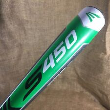 "Easton S450 YBB18S4508 USA Youth Baseball Bat 29""/21oz -8 Drop 2 5/8"" Barrel"