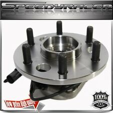GMC Chevy K1500 K2500 Front Wheel Hub Bearing Assembly 4WD 4X4 & 6 Lug W/ABS