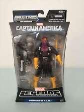 Marvel Legends Infinite Captain America ZEMO Figure Mandroid BAF