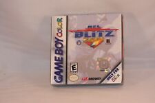 NFL Blitz 2001 (Nintendo Game Boy Color, 2000) New and Sealed!