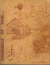 Windmills of Time, A Clear Spring Area History, Maryland, MD