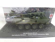 1/72	TAN064 M1128 STRYKER M.G.S 2ND INF.DIV UNITED STATES OF AMERICA 2006