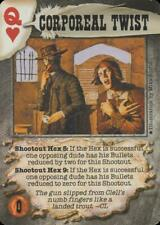 Doomtown: Corporeal Twist [Moderately Played] Episode 5 Deadlands CCG
