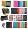 Universal Wallet Case Cover fits Majestic TAB-647 3G 7 Inch Tablet PC
