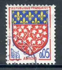 STAMP / TIMBRE FRANCE OBLITERE N° 1352  AMIENS