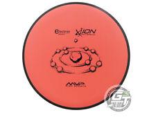 New Mvp Disc Sports Electron Ion 167g Bright Orange Putter Golf Disc