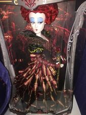 """The Red Queen Iracebeth Doll 17"""" Limited Edition 1 Of 4000 Disney Ages 6+ New"""