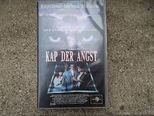"""Kap der Angst,  Robert DeNiro, Nolte, Thriller,   gut erhaltene """"VHS-Kassette"""