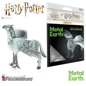 New Fascinations Metal Earth Harry Potter Buckbeak 3D Steel Model Kit MMS452