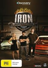 Iron Resurrection : Season 1 (DVD, 2017, 2-Disc Set)
