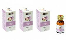 3x Hemani Knoblauch Öl 30 ml Garlic Oil Haaröl Haarausfall Haarwuchs Haarpflege