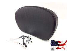 HARLEY SMOOTH PASSENGER BACKREST PAD 52886-98D 98 SISSYBAR TOURING ROAD KING HD
