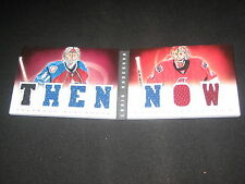 CRAIG ANDERSON PANINI AUTHENTIC GAME USED JERSEY CERTIFIED HOCKEY CARD RARE