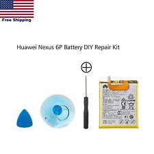 Li-ion Internal Battery 3450mAh for Huawei Google Nexus 6P H1511 H1512 + Tools