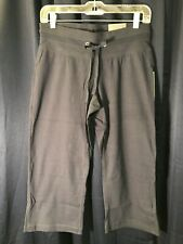 TEK-GEAR Womens Navy Yoga Shorts Long Length Size SMALL NEW with Tags JF-R1