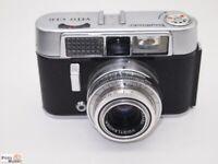 Voigtländer Vito CLR (138/2) Kamera - Vintage - Objektiv Color-Skopar 2,8/50 mm