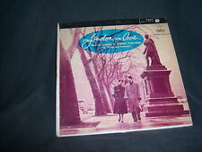 Capitol EAP 2-10025 Norrie Paramor his Strings & Orch - In London In Love Part 2