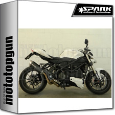 SPARK KIT ESCAPES FORCE RACING ACERO NEGRO DUCATI STREETFIGHTER 848 2014 14