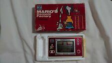 Nintendo Vintage Game & Watch Mario's Cement Factory