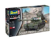 Revell 1:72 Scale - Soviet Heavy Tank IS-2 JS-2 Model Kit 03269