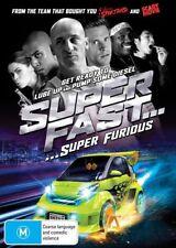 Super Fast...Super Furious : NEW DVD
